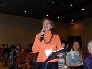 Etats Généraux des femmes immigrées et racisées 2012 Magdalena Molineros